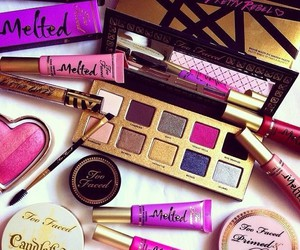 too faced make up image