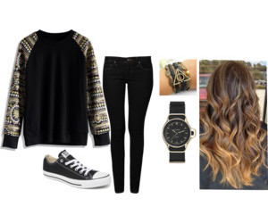 clothe and Polyvore image