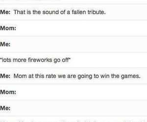 books, lol, and hunger games image