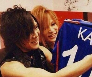 gazette, kai, and j-rock image