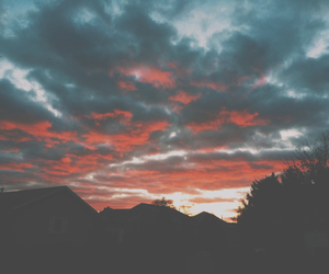 beautiful, sunset, and hipster image