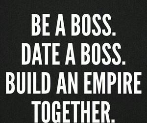 boss, luxury, and love image