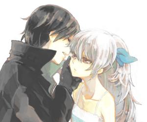 anime, hei, and anime couple image