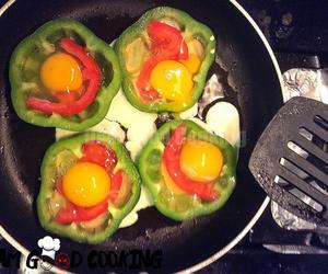 breakfast, cooking, and recipe image