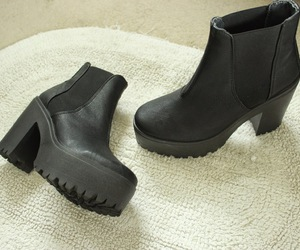 boots, fashion, and girly image