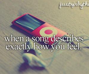 feelings, music, and songs image