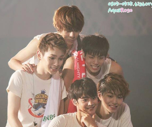 SHINee, kpop, and smile image