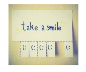 smile, take, and happy image