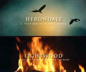lightwood, herondale, and fairchild image