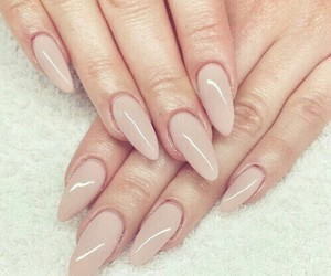 mani, Nude, and style image