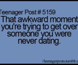 teenager post, awkward, and moment image