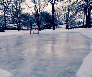 hockey, ice, and winter image