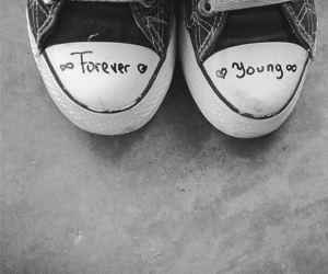 b&w, black & white, and converse image