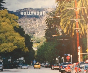 hollywood and travel image