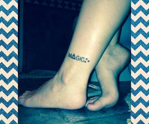 harrypotter, tattoo, and potterhead image
