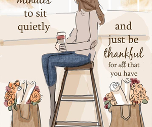 cafe and quote image