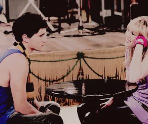hannah montana, miley cyrus, and drew roy image