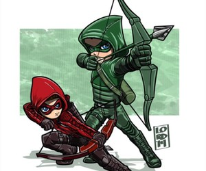 arrow and roy image