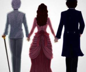 will herondale, tessa gray, and tid image