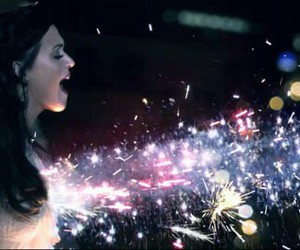 fireworks and katy perry image