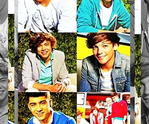 Hot and one direction image