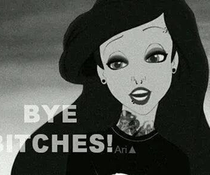 bitch and bye image