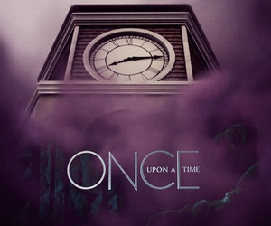 clock, hours, and once upon a time image