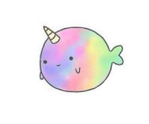 unicorn and rainbow image