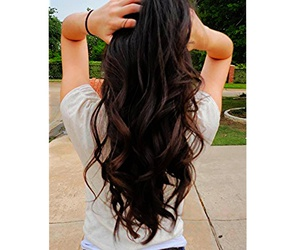 hair and brown image