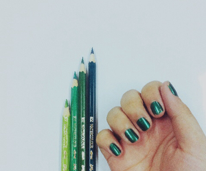 color, green, and grunge image