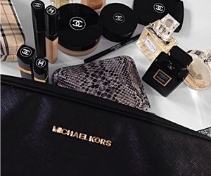 chanel, collection, and cosmetics image