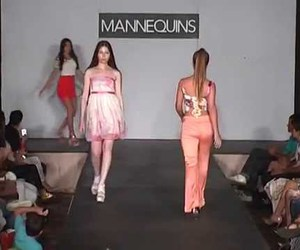 desfile, fashion, and mannequins image