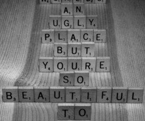 quote, ugly, and world image