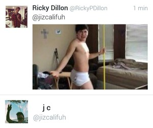 youtubers, jc caylen, and ricky dillon image