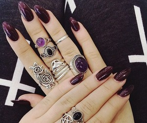 pretty nails and cute image
