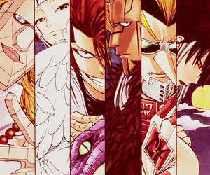fairy tail, angel, and cobra image