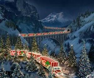 christmas, coca cola, and holiday image