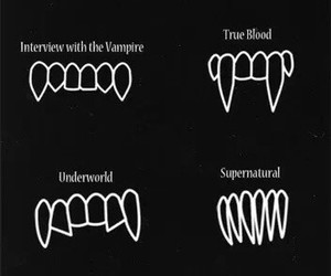 vampire, supernatural, and true blood image