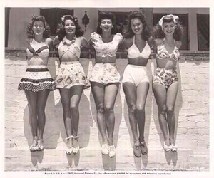 50s, fun, and winter image
