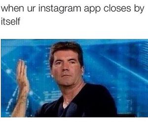 funny, instagram, and lol image