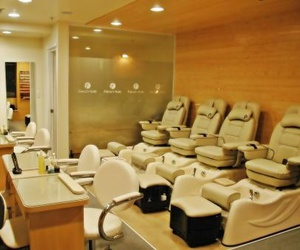 beauty salon and nails image