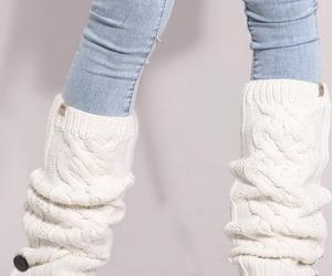 boots, christmas, and fashion image