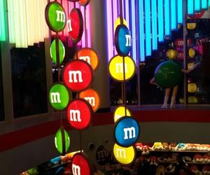 chocolate, london, and m&m's world image