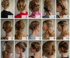 beauty, hair, and ideas image