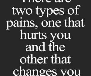 quotes, pain, and hurt image