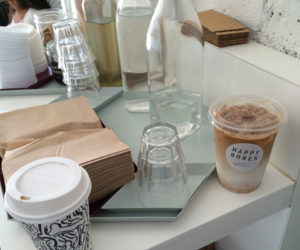 coffee, aesthetic, and tumblr image