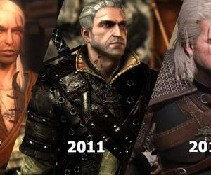 witcher, wiedzmin, and geralt of rivia image