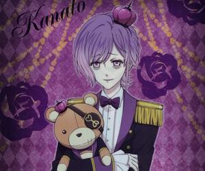 diabolik lovers, kanato, and anime image