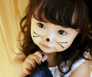 cute, baby, and cat image