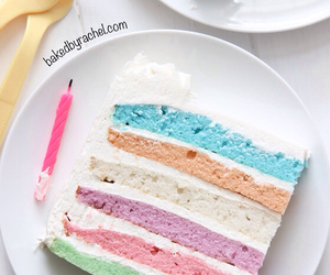 blue, cake, and colorful image